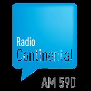 Logo Radio Continental Color